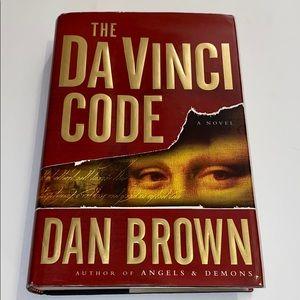 The DaVinci Code by Dan Brown